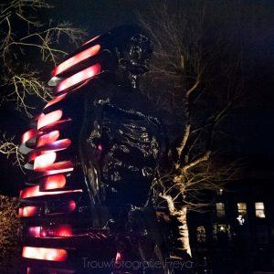 Amsterdam Light Festival Hermitage