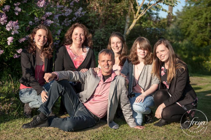 familiefoto Beemster