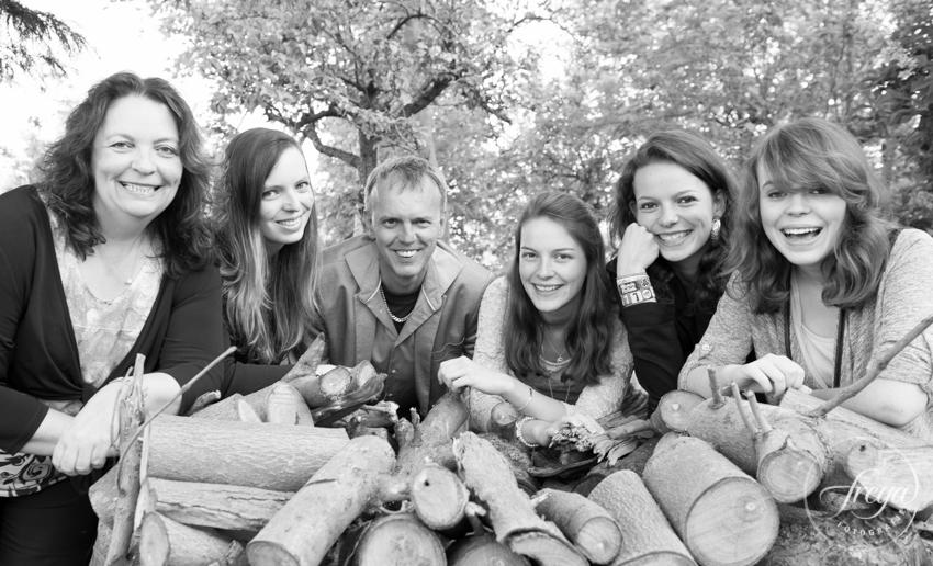 Familieshoot Beemster gezin Oosthuizen