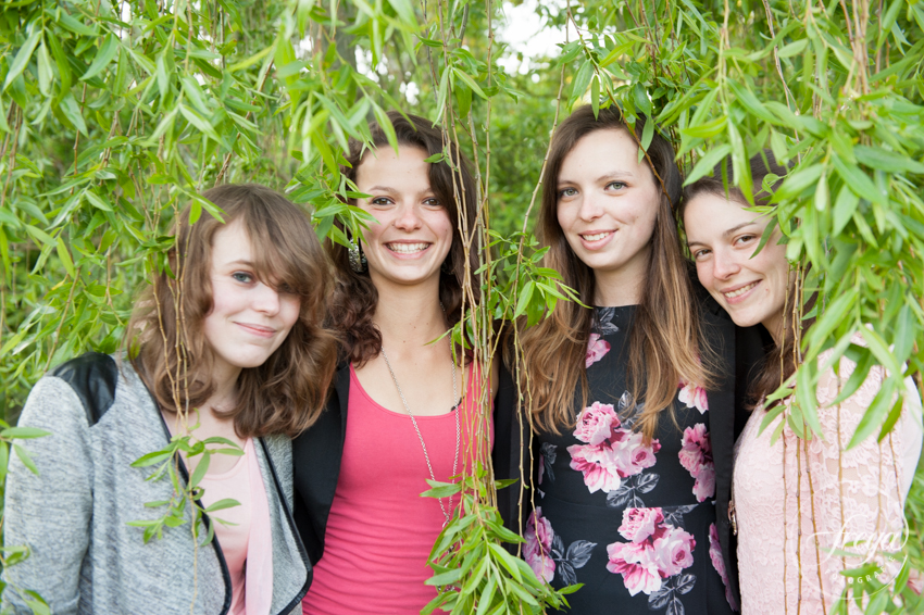 zussen foto familie uit Oosthuizen