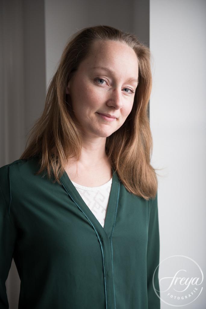 Charlene van der Gracht