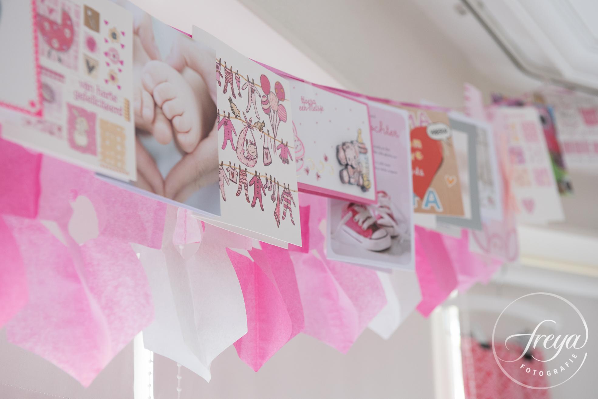Newborn baby felicitatiekaarten - Trouwfotografie Freya - 002