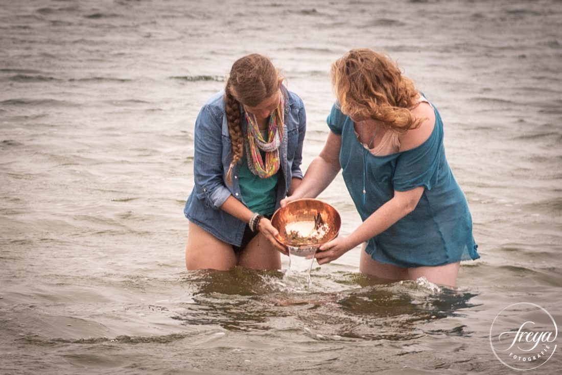 Teruggeven aan de natuur - water